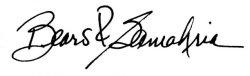 Bears and Samahria Signature